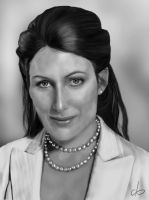 Lisa Edelstein - digital by corienb