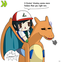 Charizard cannot learn Fly by ExxDxx13