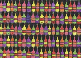 100 bottles by MaeveHumphreys