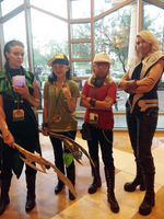Gangstas of Sasgard meet the Gods of Asgard by Riku-Ryou