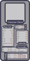 Character Template by PunkNarumi