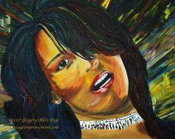 Miami Latina by chicagoimpressionism