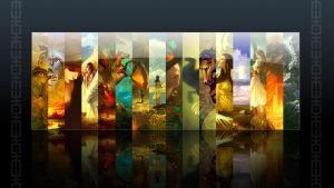Summer Works wallpaper by RHADS
