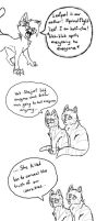 How Ashfur got into StarClan by ElusiveBlaze