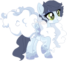 Altaria Themed Adopt-closed by fluttershysocks