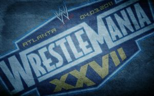 Wrestlemania 27 by UNDR4