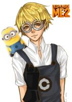 Minions - Despicable me 2 by AliceDollars