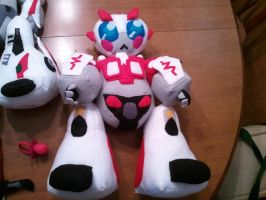 15 in Ratchet sparkling plush by xWidespreadPanicx