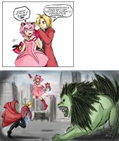 FMA Tokyo Mew Mew Crossover Request by Bella-Anima
