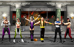 Mortal Kombat Smile by FallingCyrax