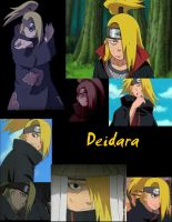 deidara is here by ScarletUchiha27