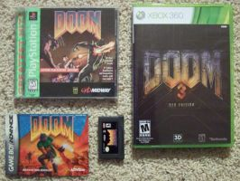 DOOM Collection by smartguy123