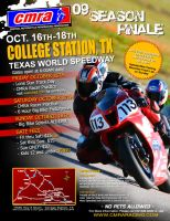 CMRA - TWS Flyer by TreborDesigns