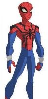 Ben Reilly as Spider-Man by christiem