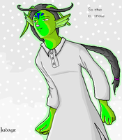 So this is...snow by Sepseriis