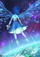 We believe in you Lapis by Helixel