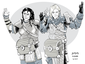 Valeros and Alain Have a Present
