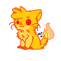 .:100 Themes Adoptable:. FIRE Sold by Kyarii-chan
