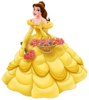 Belle 2 PNG by BrokenHeartDesignz