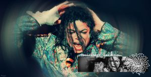 Michael Jackson DANGEROUS by Meggy-MJJ