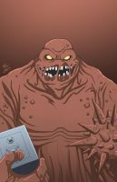 Clayface by phil-cho