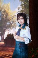 Bioshock Infinite - The lamb of columbia by Ika-xin