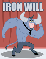 Iron Will by Xain-Russell