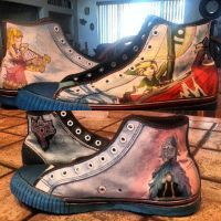 Zelda shoes by De-Last-Survivor