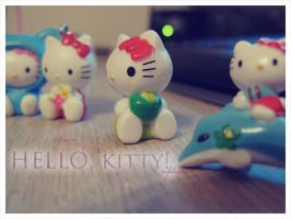 hello, kitty by michieh