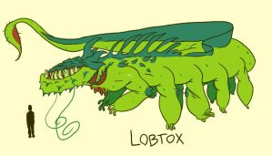 Lobtox by PepperoniDeluxe