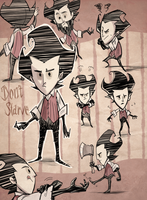 Don't Starve by sasisage