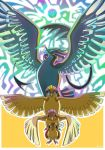 Evolution line: Pidgeot by Aiko102