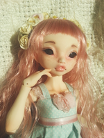 ND Rhubarbe // Eulalie by Riona-la-crevette