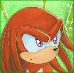Free_icon_Knuckles by RainWaterfallsZone