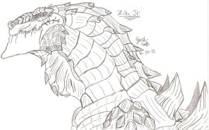 Zilla Jr. by Critterzach