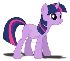 Twilight Sparkle by mondecolore