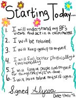 Starting Today Meme by lyssagal