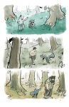 The Woodsman Page 4 by lookhappy
