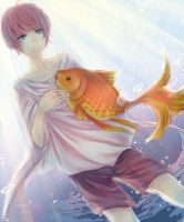goldfish by eireisa