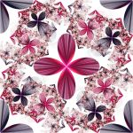 Heavenly Flowers-stock by FractalAngel-Stock