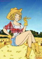 APH: Southern Girl by fra-gai