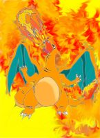 Charizard by CarMadMike