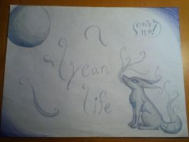 Lycan Life Art Ad Project Full by Soel-Insanity