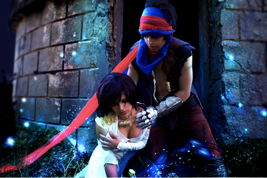 Prince of Persia: healing grounds 2 by MarikaGreek