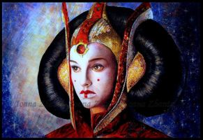 Queen Amidala Finished by lildevilme