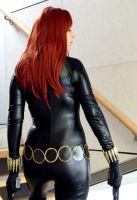 Black Widow by MorganaBlackwings