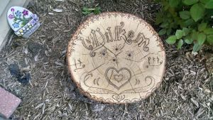 Wilkom Woodburning Project Complete by Mela618
