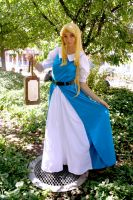 Link to the Past - Princess Zelda by Midnight-Dare-Angel