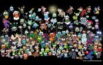154 isshu POKEMON wallpaper by c4tman