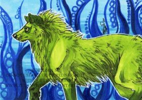 ACEO Ginro by ZulayaWolf